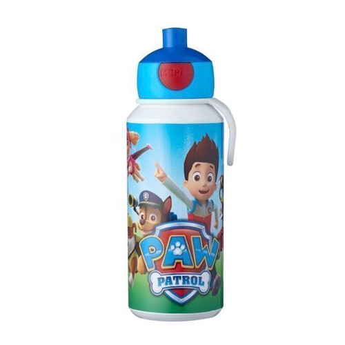 Image of Rosti Mepal Pop-up Paw Patrol Drikkeflaske 400 ml (8711269947099)