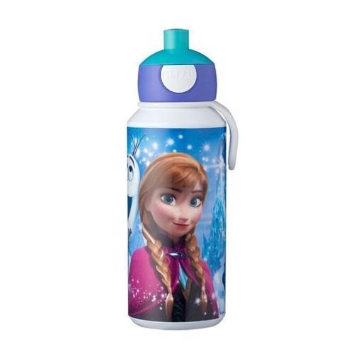 Image of   Rosti Mepal Pop-up Frozen sisters forever Drikkeflaske 400 ml