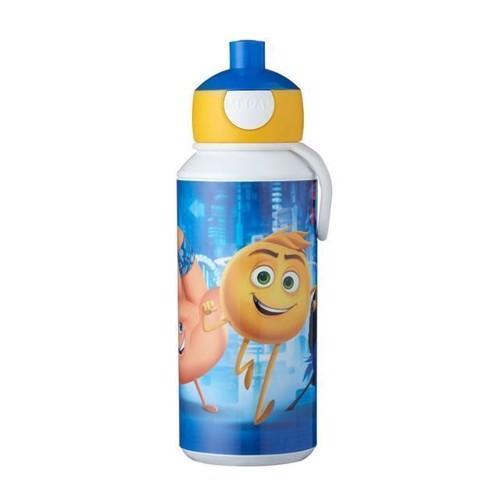 Image of   Rosti Mepal Pop-up Emoji Drikkeflaske 400 ml