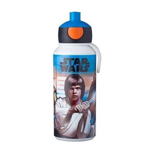 Image of Rosti Mepal Pop-up Star Wars Drikkeflaske 400 ml (8711269947303)
