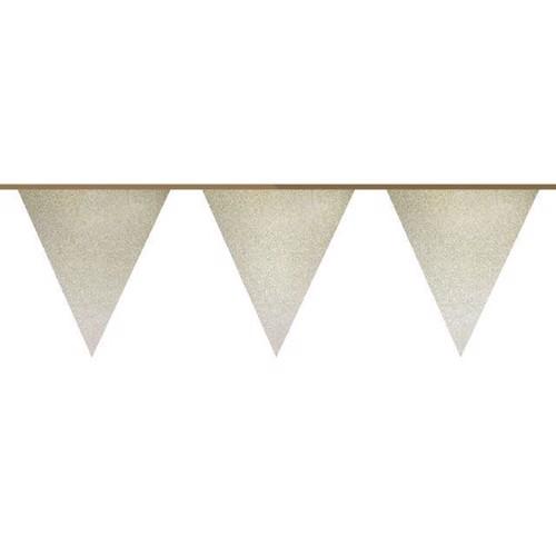 Image of Banner, guld glimmer, 6 m (8711319376053)