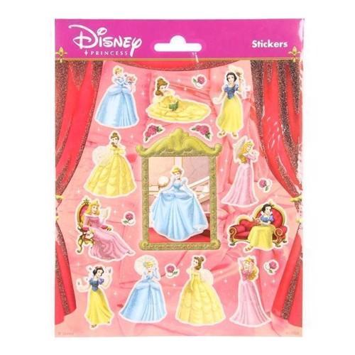 Image of Disney Princess klistermærker (8711586367976)