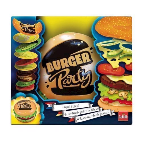 Image of   Burger party