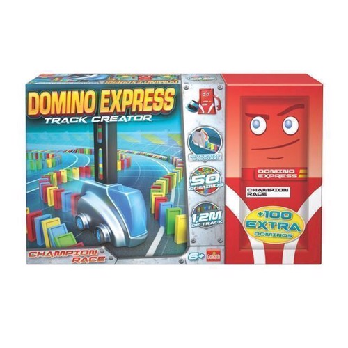 Image of Domino Express Track Creator