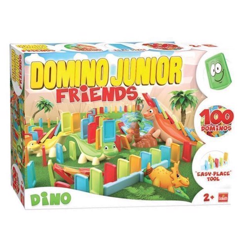 Image of Domino Express Junior, Dino Venner (8711808810181)