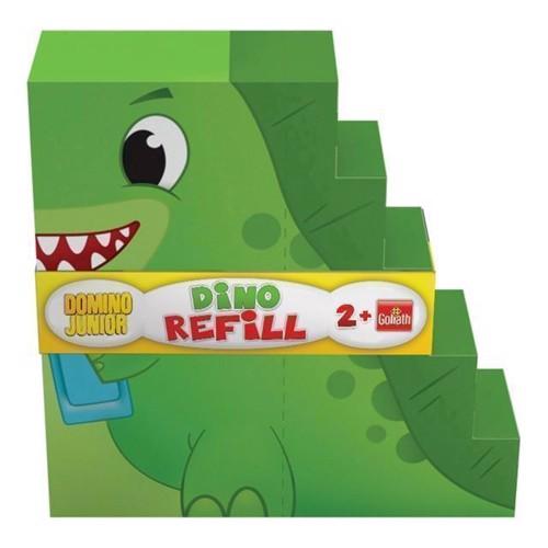 Image of Domino Express Junior Dino Refill, 30 dele (8711808810211)