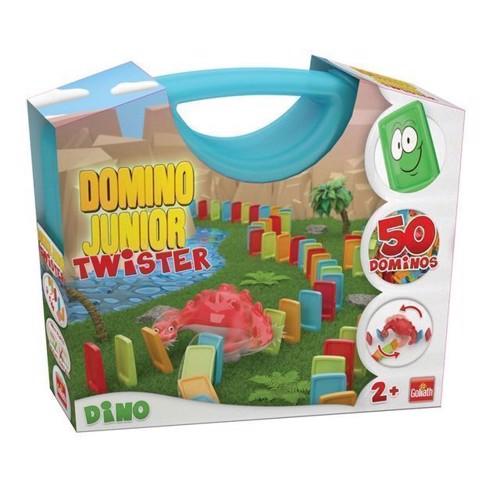 Image of Domino Express Junior Dino Twister kuffert (8711808810228)