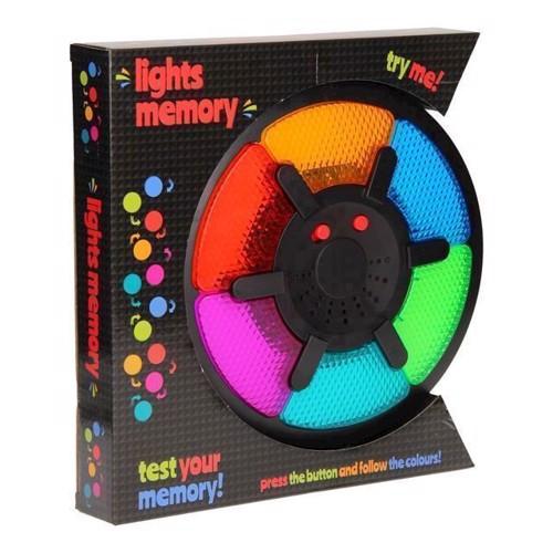 Image of   Memo spil med lyd og lys