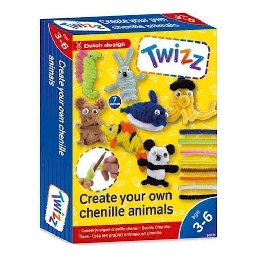 Image of   Twizz, lav dine egne dyr