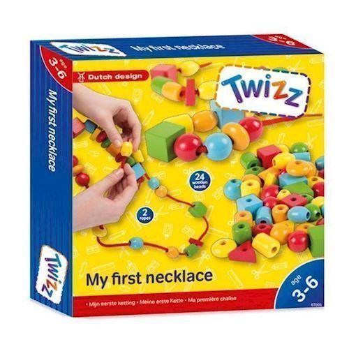 Image of Twizz, min første halskæde (8711866670017)