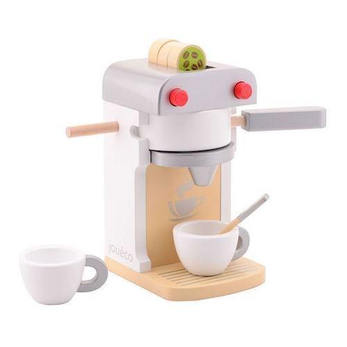 Image of Jouéco, delux kaffemaskine i træ (8711866800711)