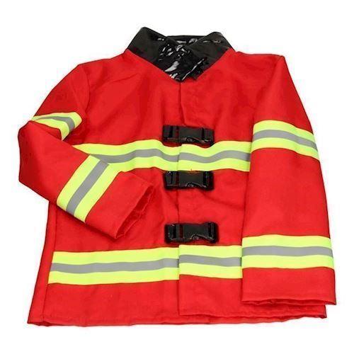 Image of   Brandmandsjakke med reflekser