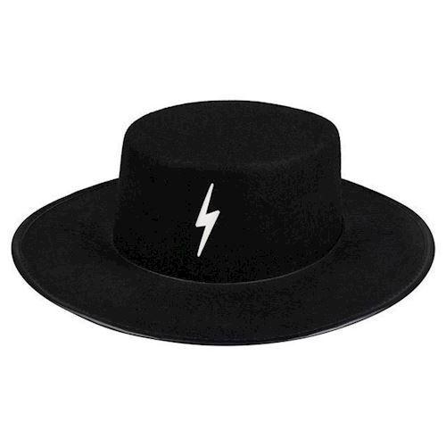 Image of   Udklædningshat Bandit Zorro