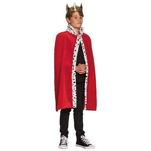 Image of   Udklædning, konge
