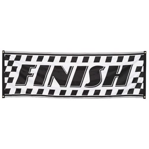 Image of Finish Flag, mållinje flag (8712026447517)