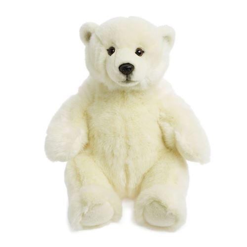 Image of   WWF Bamse - Isbjørn, 32cm