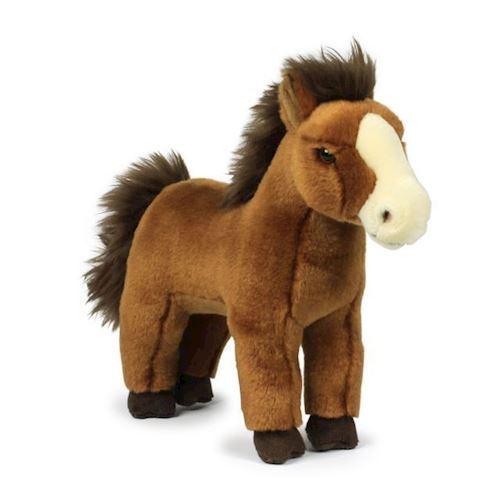 Image of   WWF bamse, brun hest 23 cm