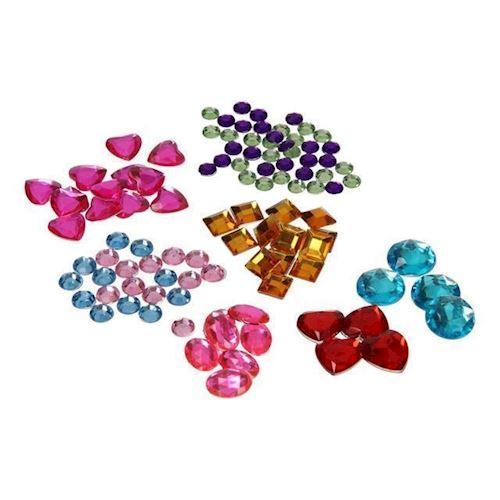 Image of   Diamant klistermærker i gaveæske