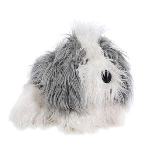 Image of   Bamse, langhåret hund