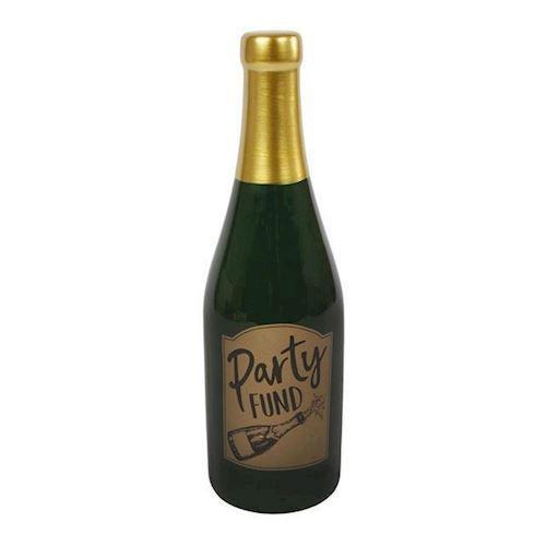 Image of Sparegris, champagne flaske (8713219348475)