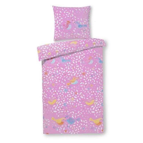 Image of Børne sengetøj med fugle (8714305078979)