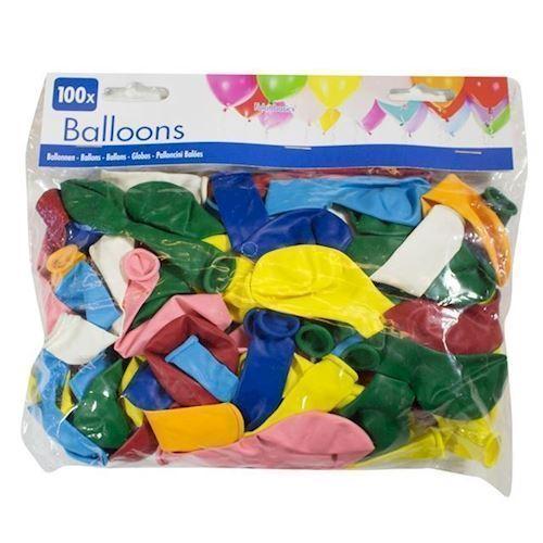 Image of   Balloner 100 stk