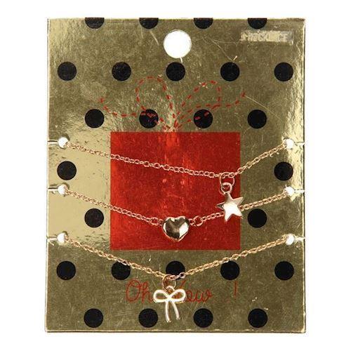 Image of   Halskæde med vedhæng, jul