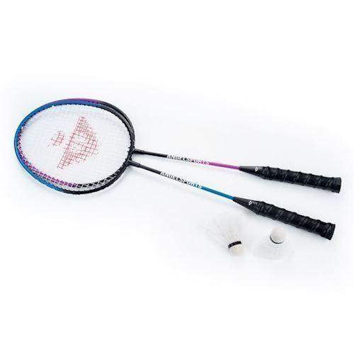 Image of Badmintonsæt til 4 spillere (8716096013948)