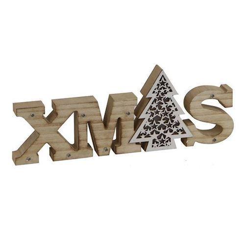 Image of Jule brev med lys