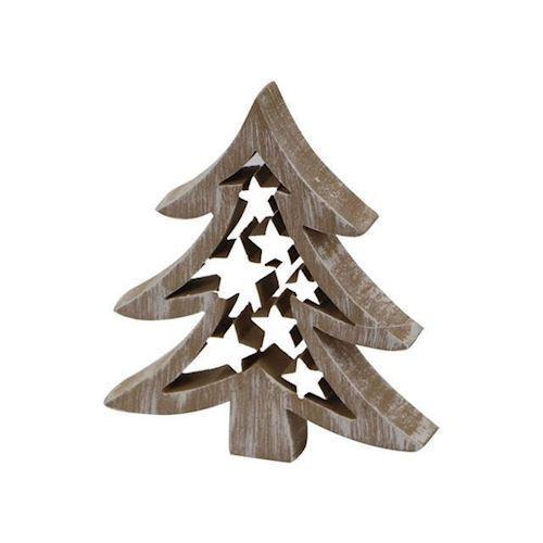 Image of Juletræ med stjerner (8716527638085)