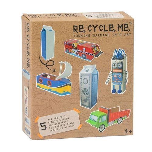 Image of Re-Cycle-Me, mælkepakke (8716569029728)