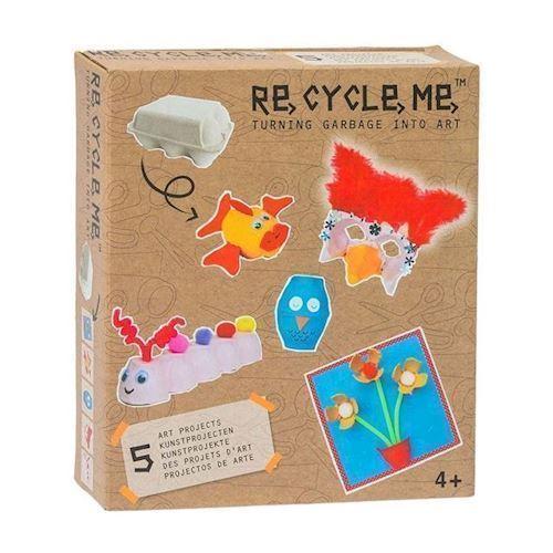 Image of Re-Cycle-Me, æggebakke