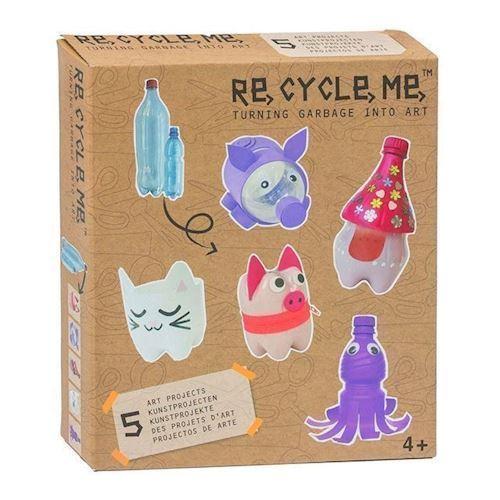 Image of Re-Cycle-Me, PET flaske (8716569029827)