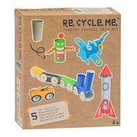 Re-Cycle-Me, Toilet rulle