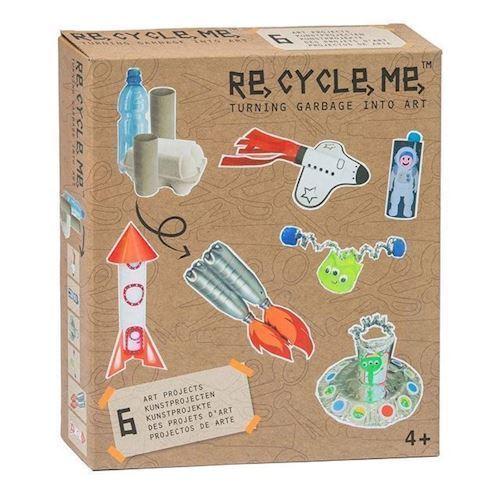 Image of Re-Cycle-Me, rummet