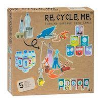 Re-Cycle-Me, spil