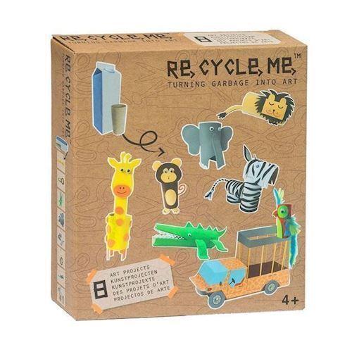Image of Re-Cycle-Me, jungel (8716569029964)