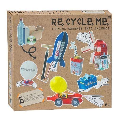 Image of Re-Cycle-Me, videnskab
