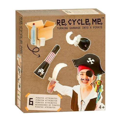 Image of Re-Cycle-Me, pirat udklædning