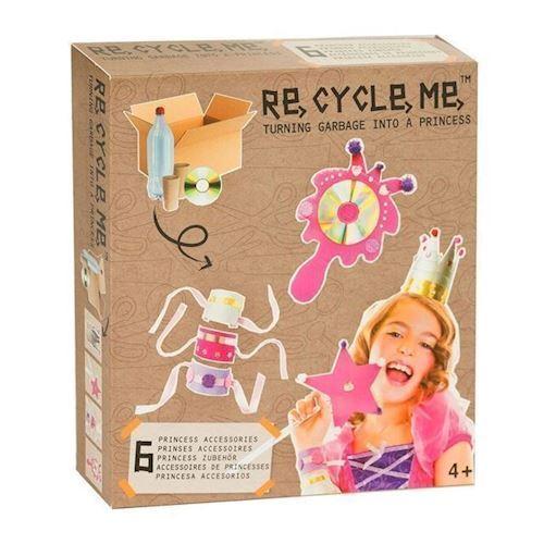 Image of Re-Cycle-Me, prinsesse udklædning