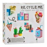 Re-Cycle-Me, Hjemme dekoration 1
