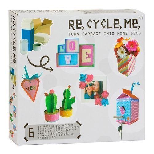 Image of Re-Cycle-Me, Hjemme dekoration 1