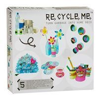 Re-Cycle-Me, Hjemme dekoration 2