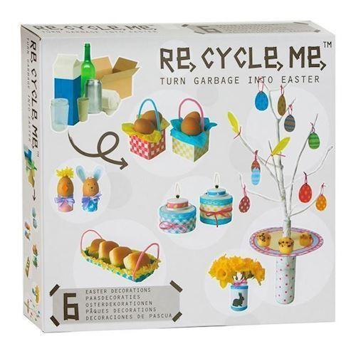 Image of Re-Cycle-Me, Hjemme dekoration, påske
