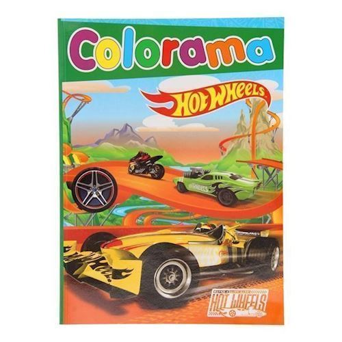 Image of   Hot Wheels Colorama