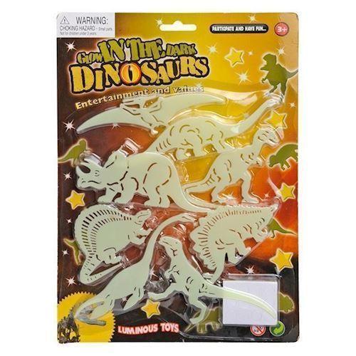 Image of   Selvlysende dinosaurer