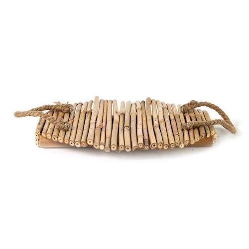 Image of Bakke i bambus, Jamal S (8718317587047)