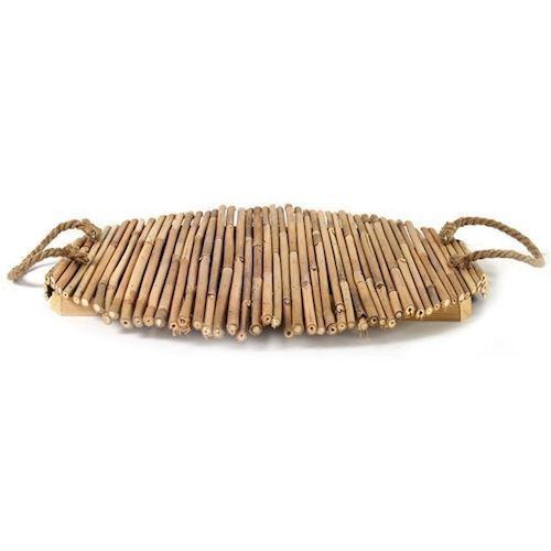 Image of Bakke i bambus, Jamal L (8718317587054)