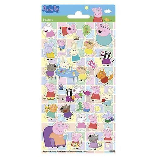 Image of   Gurli gris klistermærker