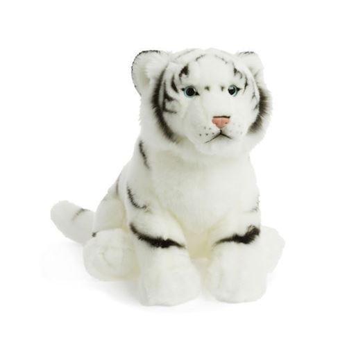 Image of   WWF Bamse - Hvid Tiger, 30cm